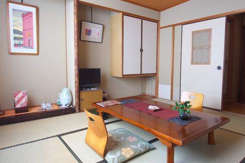 Japanese Inn Matsunoya