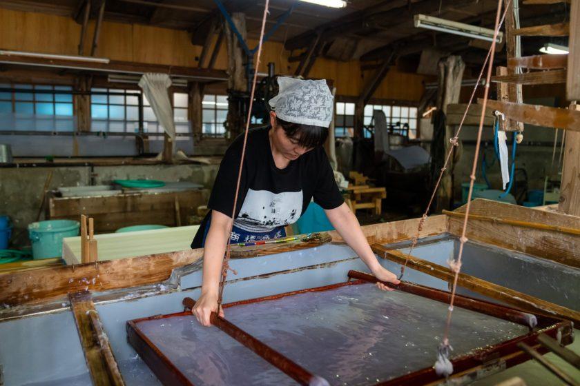 Tenjin Japanese Paper Factory