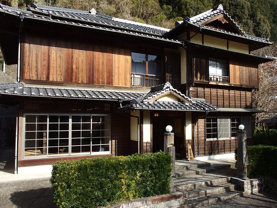 Japanese Inn Ōse-no-yakata
