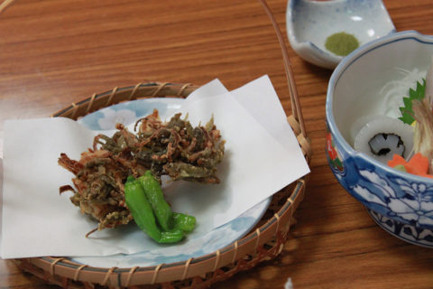 Seasonal Cuisine – Kofuku