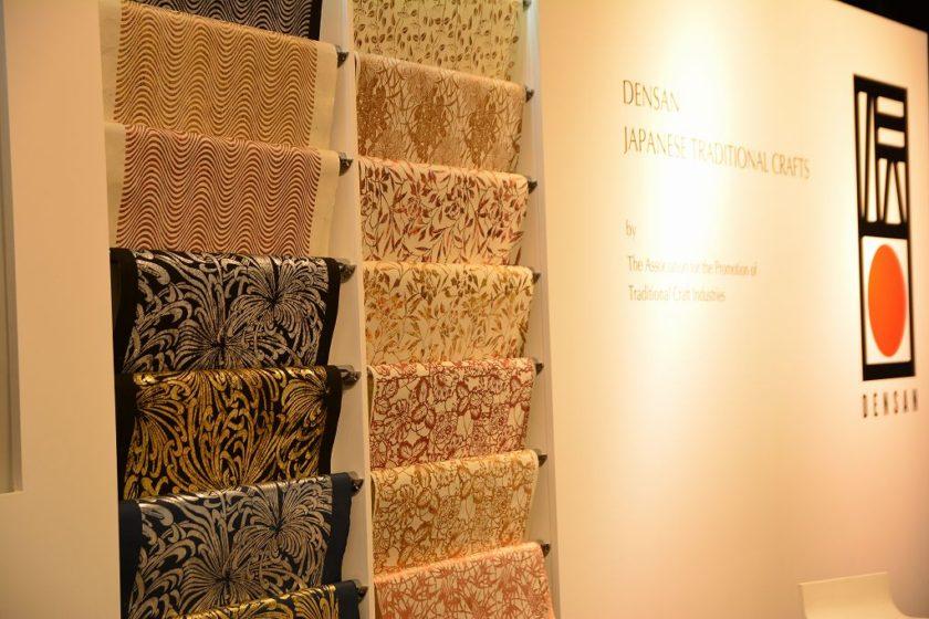 Beautiful patterns of wall paper