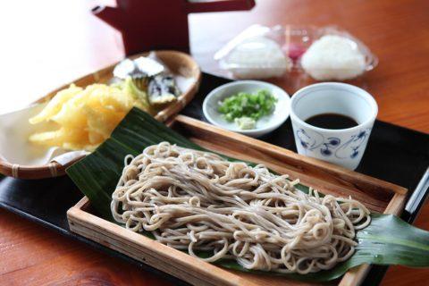 Ishidatami-village Soba restaurant
