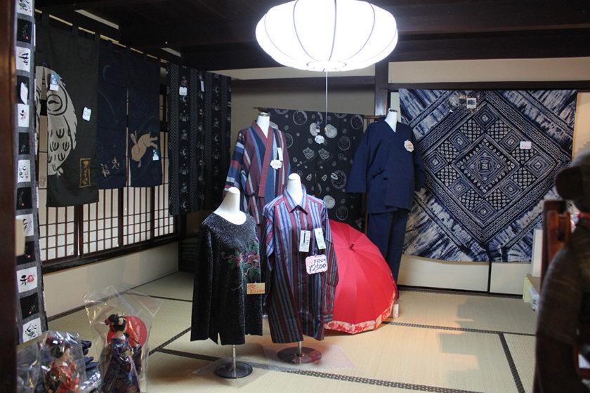 Japanese style wear