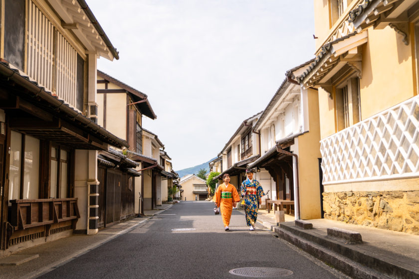 Yōkaichi & Gokoku Preservation District for Groups of Historic Buildings