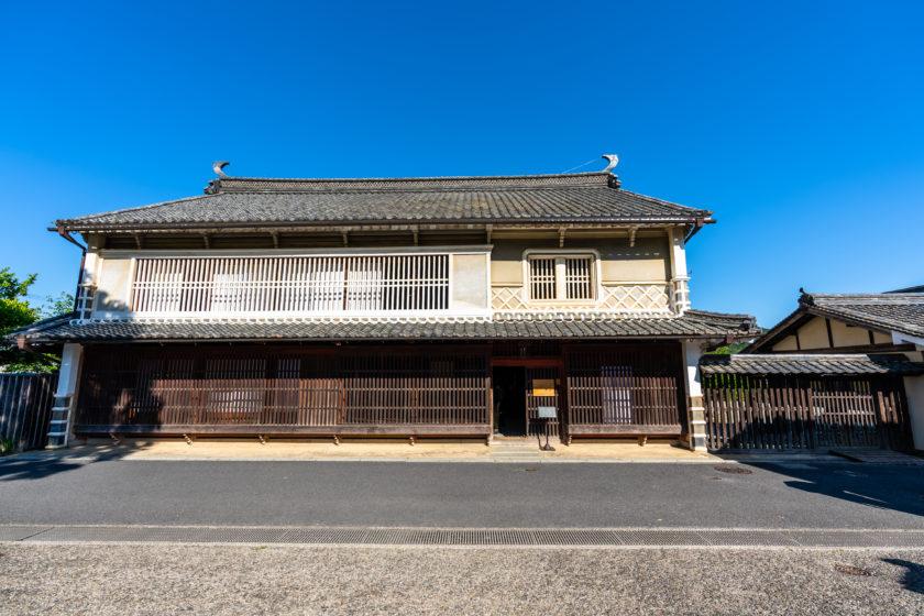 National Important Cultural Asset Kamihaga Residence