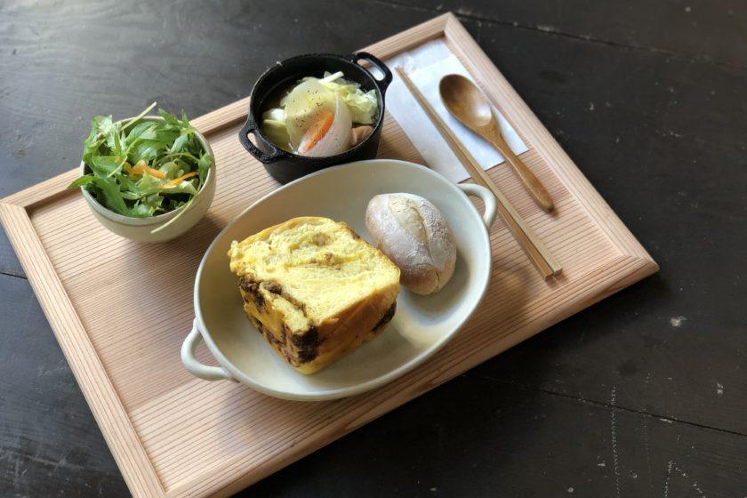 Bread lunch set