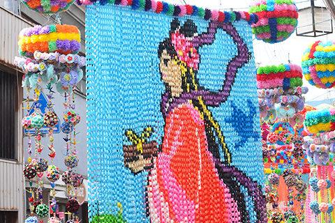 Uchiko Sasa festival
